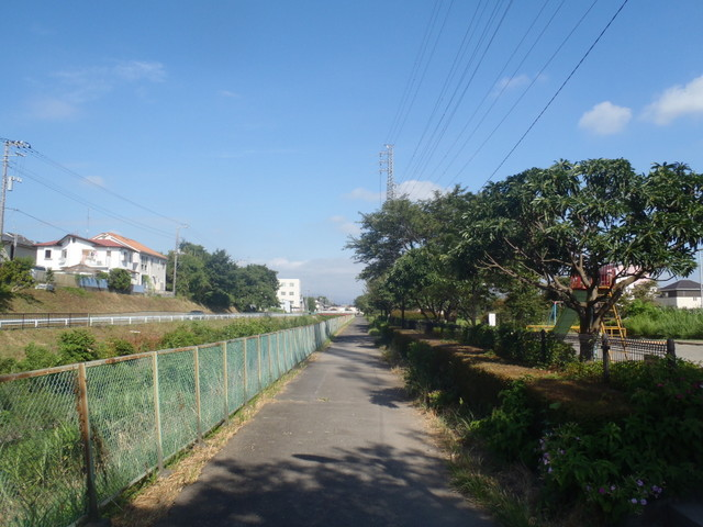 自宅~津久井湖~高尾H24.8 085