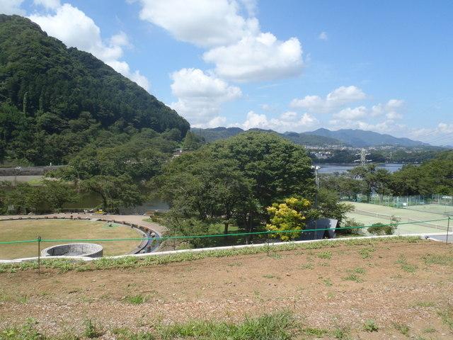 自宅~津久井湖~高尾H24.8 121