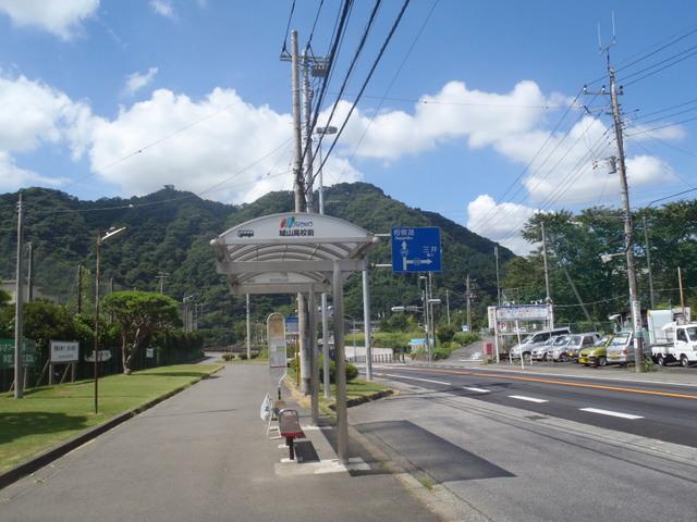 自宅~津久井湖~高尾H24.8 120