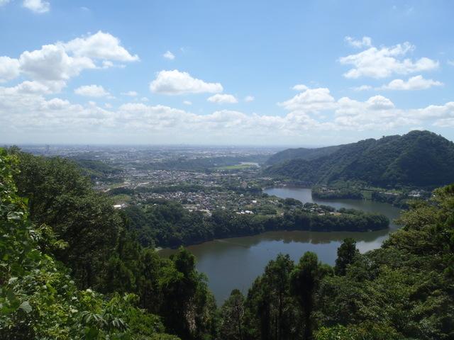 自宅~津久井湖~高尾H24.8 134