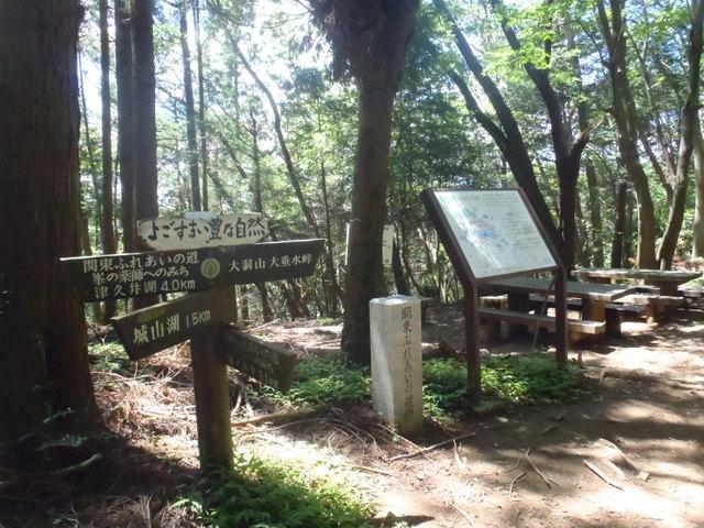 自宅~津久井湖~高尾H24.8 140