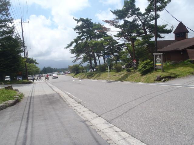 清里~出合小屋~天狗尾根~赤岳~美濃戸H24.8.12 011