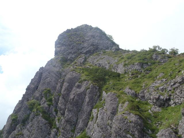 清里~出合小屋~天狗尾根~赤岳~美濃戸H24.8.12 082