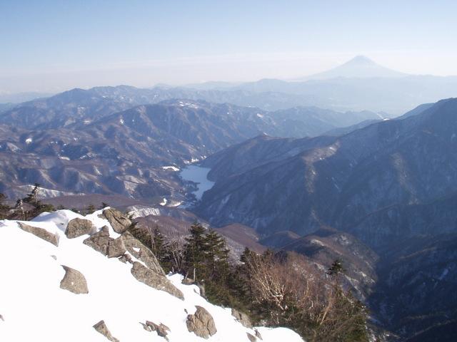 甲武信ヶ岳H17・2・5 028