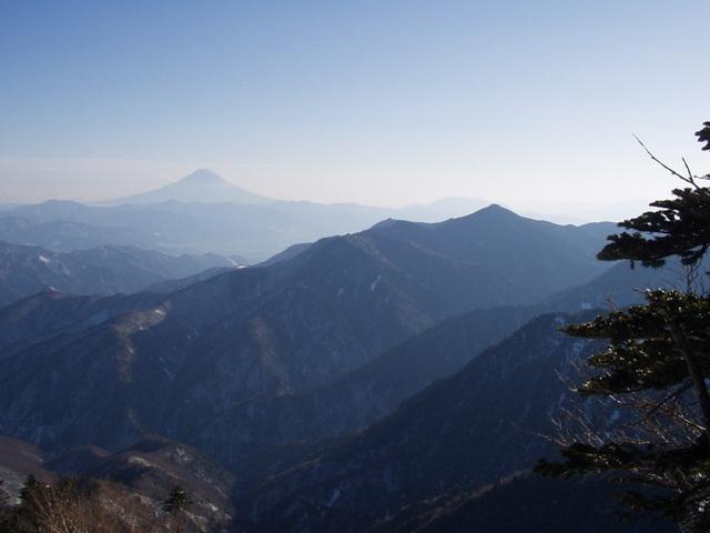 甲武信ヶ岳H17・2・5 030