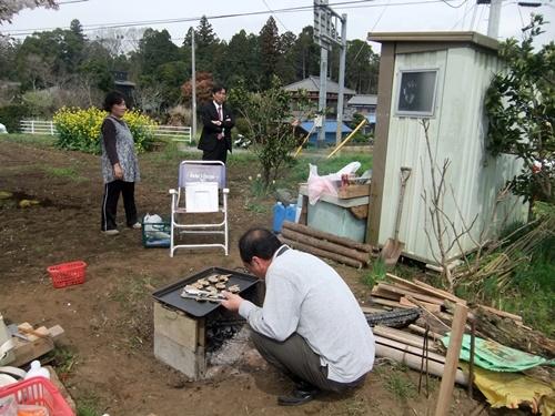 2013.3.29 桜花見会(戸倉農園) 020