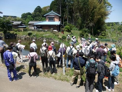 2013.4.27 ふるさと訪ね歩き(かるた会) 093 (2)