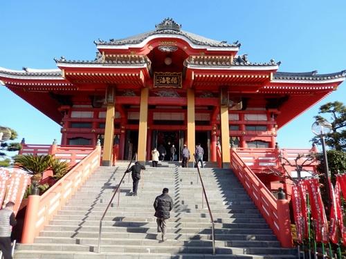 2014.1.13 園福寺(初詣)みのる観光 111