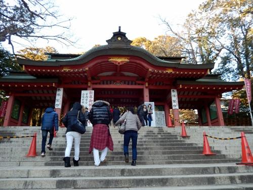 2014.1.13 園福寺(初詣)みのる観光 111 (3)
