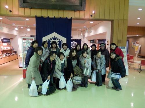 2014.1.15 キッコウマン工場見学(野田市) 004