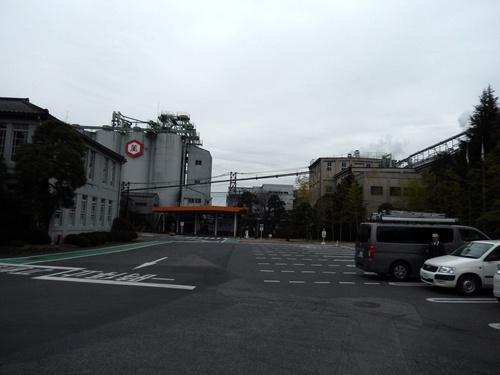 2014.1.15 キッコウマン工場見学(野田市) 005