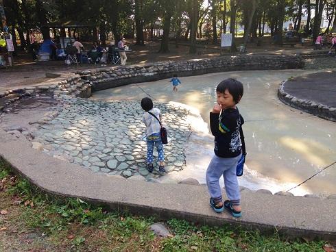 伊佐沼公園④