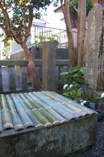 浦賀道(鎌倉):日蓮乞水