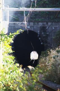浦賀道(鎌倉):JR横須賀線名越トンネル