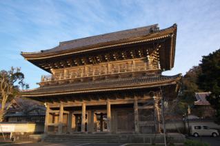 鎌倉・光明寺山門