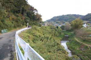 浦賀道(戸塚):栗坪付近の風景-1