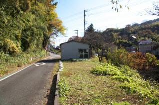 浦賀道(戸塚):上山口・県道との合流地点
