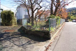 浦賀道(戸塚):木古庭・「路地」の入口