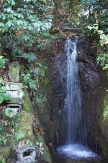 木古庭・不動の滝-1
