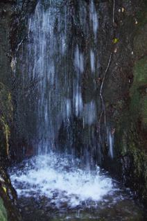 木古庭・不動の滝-2