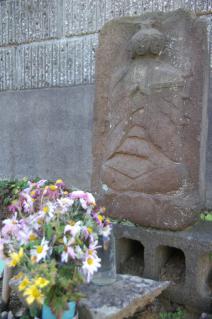 浦賀道(戸塚):高祖坂の道祖神-2