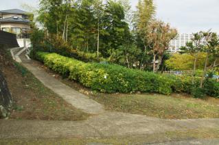 浦賀道(戸塚):平作公園上から-2