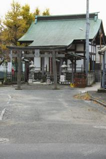 浦賀道(戸塚):公郷神社