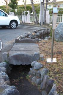 浦賀道(戸塚):元大津陣屋の石橋