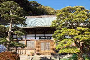 浦賀:東福寺本堂