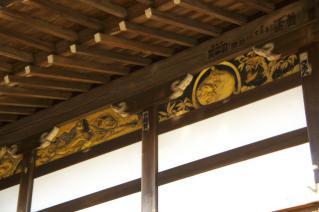 浦賀:東福寺本堂の鏝絵-2