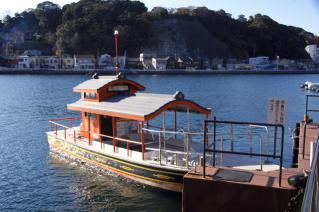 浦賀:東浦賀の渡船場