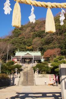浦賀:東叶神社