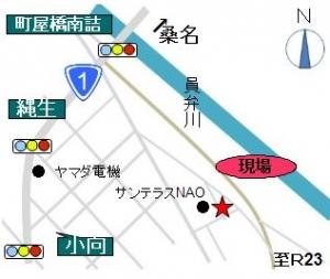 1朝日地図