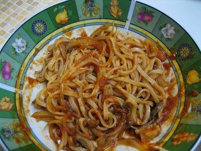 ジロロモーニ有機パスタソーストマト&バジル