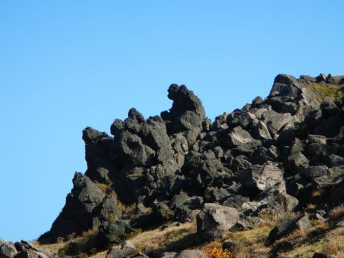 DSCN1338 さる岩