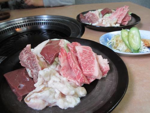 豊後牛焼き肉