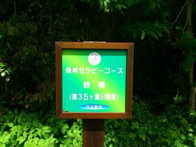 看板(鉄橋)