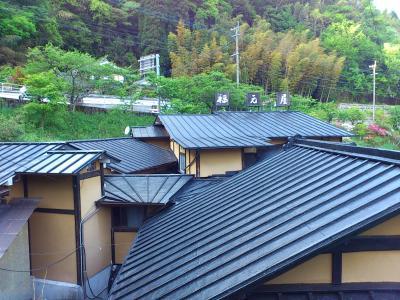 福元屋 屋根