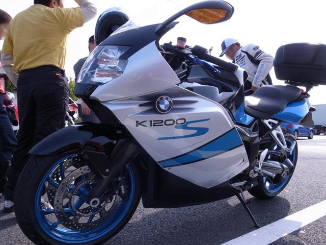 復帰k1200s