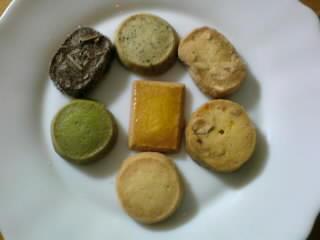 クッキーはるのうさぎ