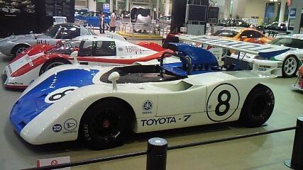 トヨタ7横