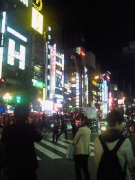 歌舞伎町ボヤ1