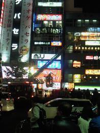 歌舞伎町ボヤ2