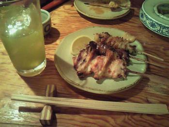 田村・焼き鳥