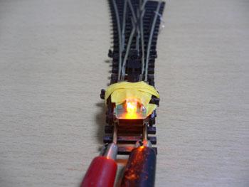 A・B方向 通電1