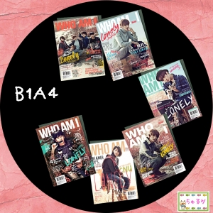 B1A4 Vol. 2 - Who am I☆汎用