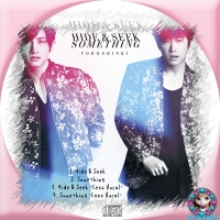 東方神起Hide Seek Something4曲