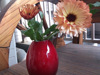 98円の花を生かす