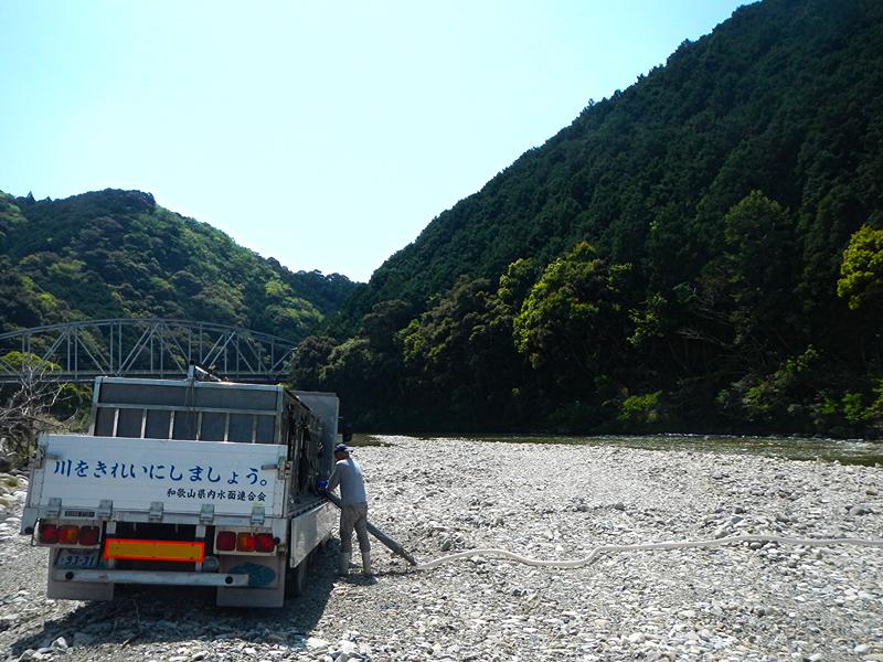 和歌山内水面