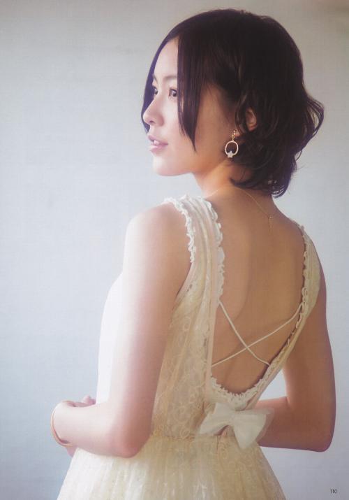 松井珠理奈のドレス姿画像 大人っぽすぎるわ